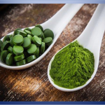 Chlorella Tablets.Powder